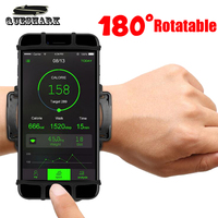 3 5 6 Inch Rotatable Running Bag Cycling Phone Pouch Outdoor Sports Arm Belt Strap Nylon