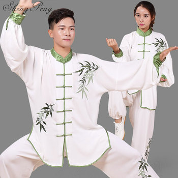 Chinese traditional bruce lee clothing women kung fu uniform tai chi uniform martial arts suits tai chi clothing CC163