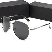 Polarized Sunglasses Women Mirror 2019 Driving Glasses Men For Porsche SunGlasses  Case