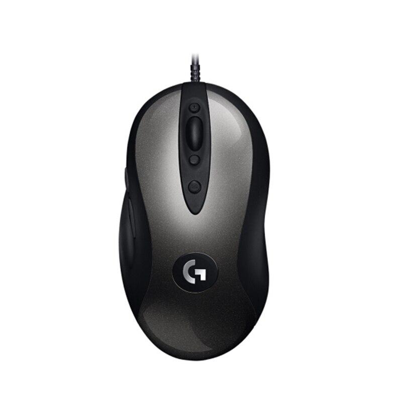 Logitech MX518 Legendary 16000DPI Gaming Mouse, 8
