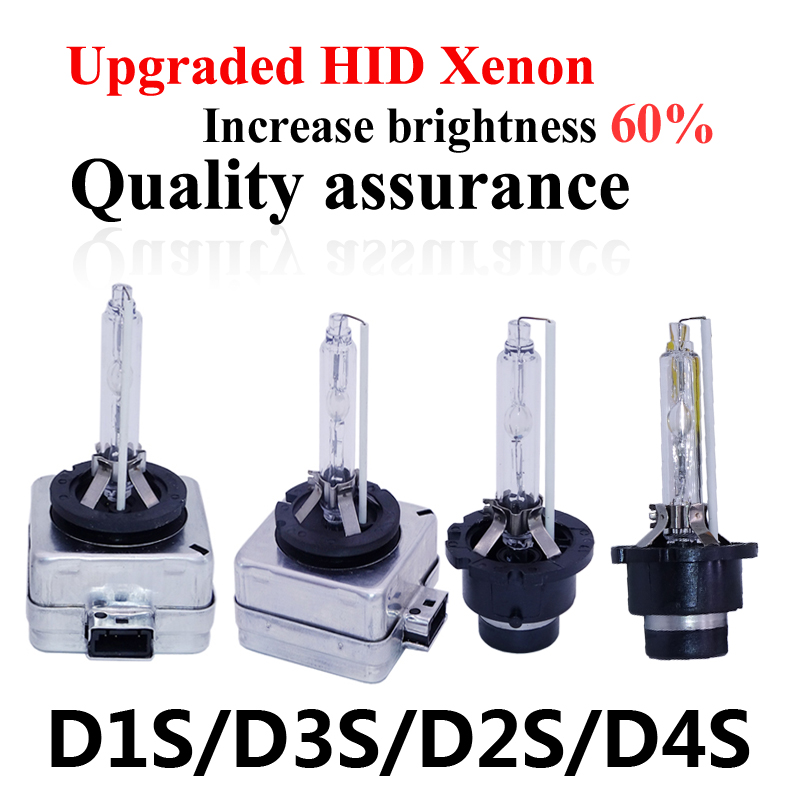 100% High quality Free Shipping D1S D2S D3S D4S HID Xenon Bulb Lamp 35W 6000k 4300k D3S Xenon Kit replacement Spares