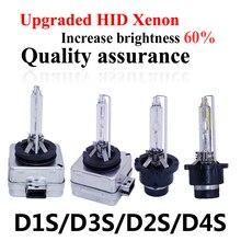 100% Высокое качество, бесплатная доставка D1S D2S D3S D4S ксеноновые лампы накаливания 35 Вт 6000 К 4300 К D3S ксенона Замена запасных частей