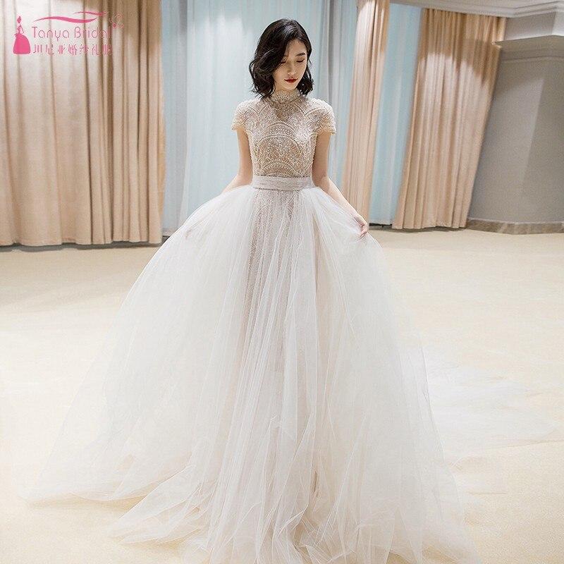 Aliexpress.com : Buy Vestido De Noiva 2019 High Neck