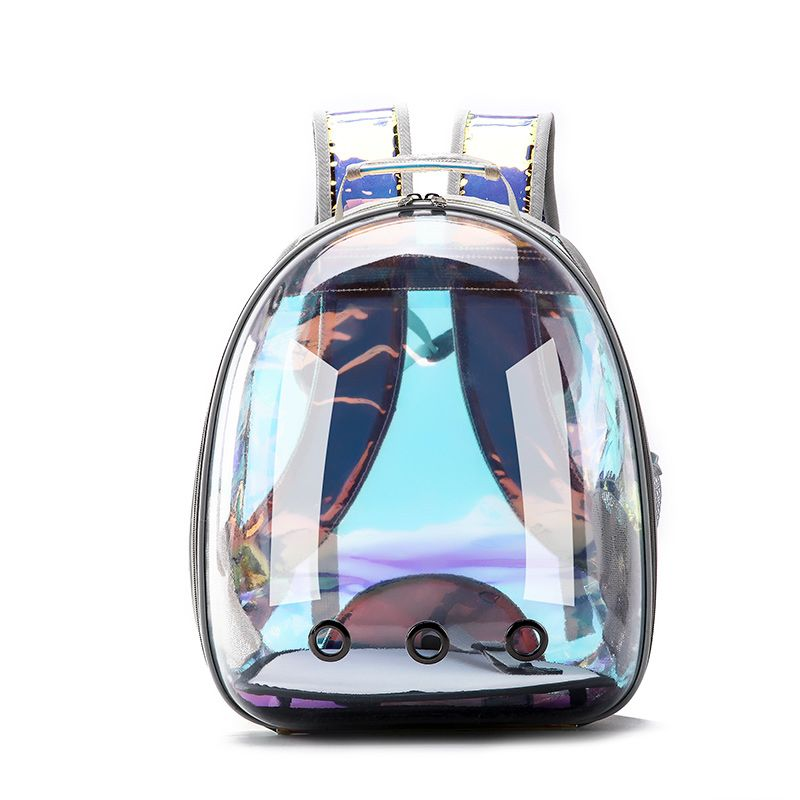 2019 Fashion New Pet Carrier Bag Space Backpack Space Capsule Mesh Breathable Cat Small Dog Travel Outdoor2019 Fashion New Pet Carrier Bag Space Backpack Space Capsule Mesh Breathable Cat Small Dog Travel Outdoor