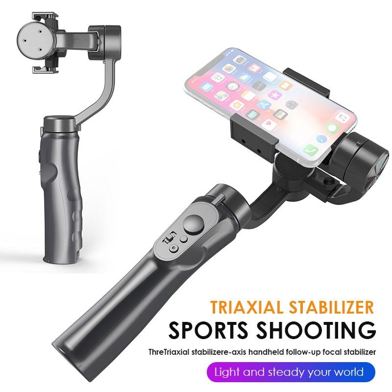 3 Axis Handheld Gimbal Stabilizer Voor Smartphone GoPro 6 SJcam XiaoYi 4 k Camera Niet DJI OSMO 2 ZHIYUN FEIYUTECH