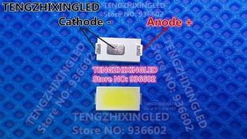 AOT podświetlenie LED 6030 0 5W 40LM zimny biały podświetlenie LCD do telewizora do TV tanie i dobre opinie TENGZHIXINGLED AOT-6030C