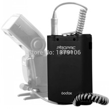 Godox PB820S 2000mah External Camera Flash Power Source Battery Pack for Canon Nikon speedlight