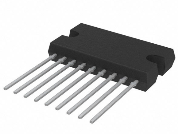 tda8351 схема усилителя