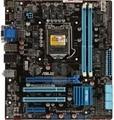 Original desktop motherboard P7H55-plus H55 DDR3 de 1156 pinos suporta I3 I5 I7