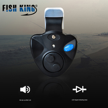 FISH KING Fishing Bite Alarms 40g Electronic Wireless ABS Fi