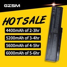 Battery For Toshiba Satellit L600 L630 L635 L640 L645 L650 L655 L670 L675D M300 M305 L655D L655-S5100 L655-158 bateria akku