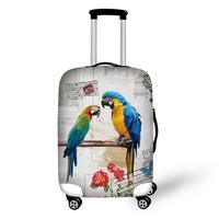 2018デザインスタイルカバー用スーツケースバッグ旅行荷物アクセサリー用男
