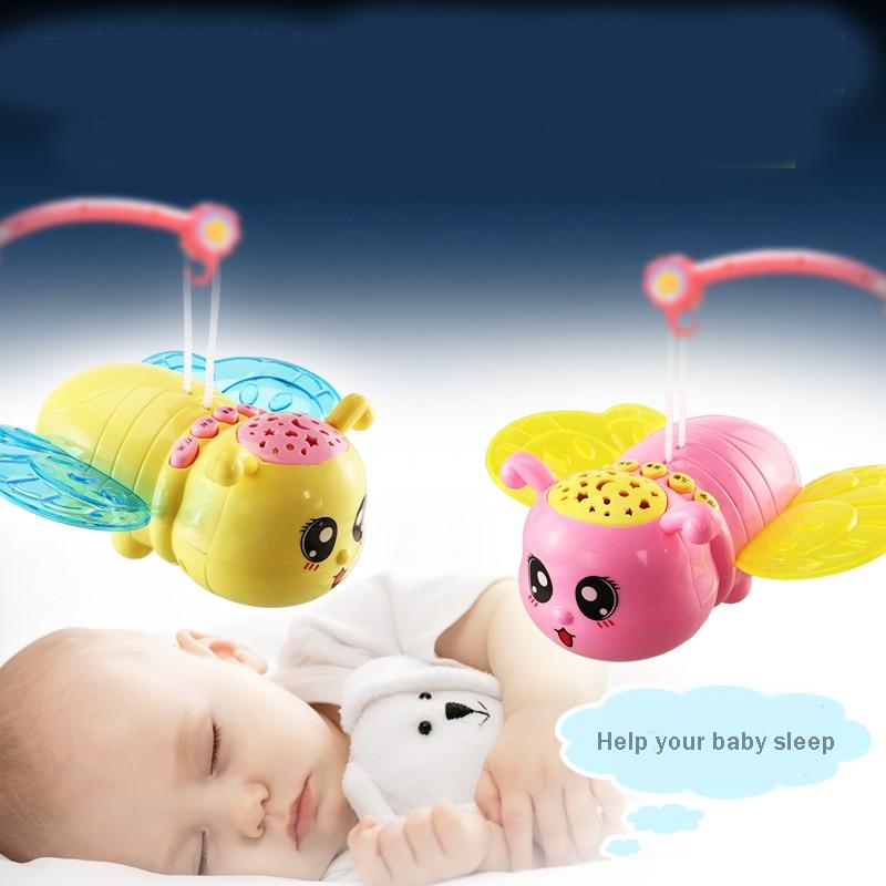 Էլեկտրական փոքրիկ մեղուների - Խաղալիքներ նորածինների համար - Լուսանկար 4
