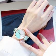 Susenstone Women's Casual Quartz Leather Band New Strap Watch Analog Wrist Watch Wristwatch Clock Gift Valentine Gift luxury цена