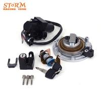 Motorcycle Ignition Switch Seat Lock Key Fuel Gas Cap Set For Honda VT250 VT 250 CB400 CB 400 1992 1998 CB 1 VFR400 VFR 400