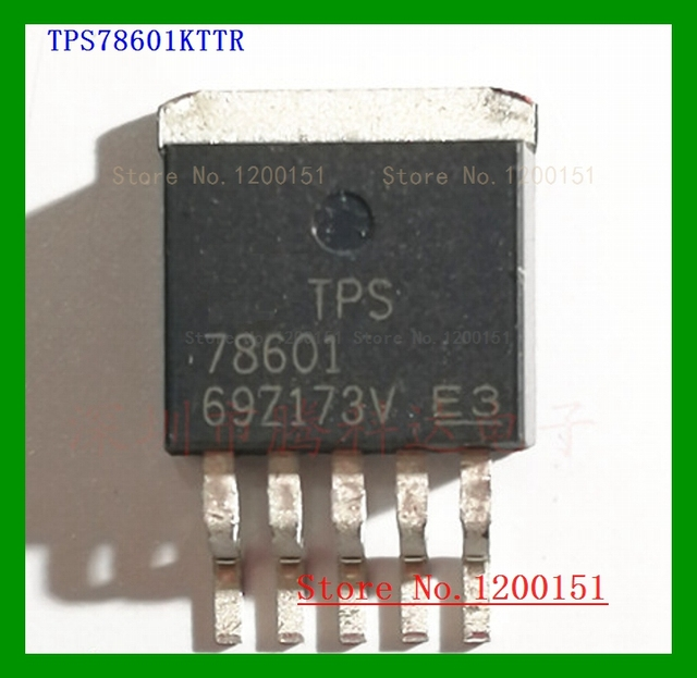 TPS78601KTTR TPS78601 К-263