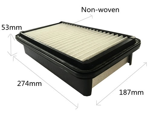 Pack of 1 Blue Print ADK82224 air filter