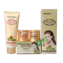 kiwi fruit whitening anti freckle natural botanical formula day cream+ningt + cleanser