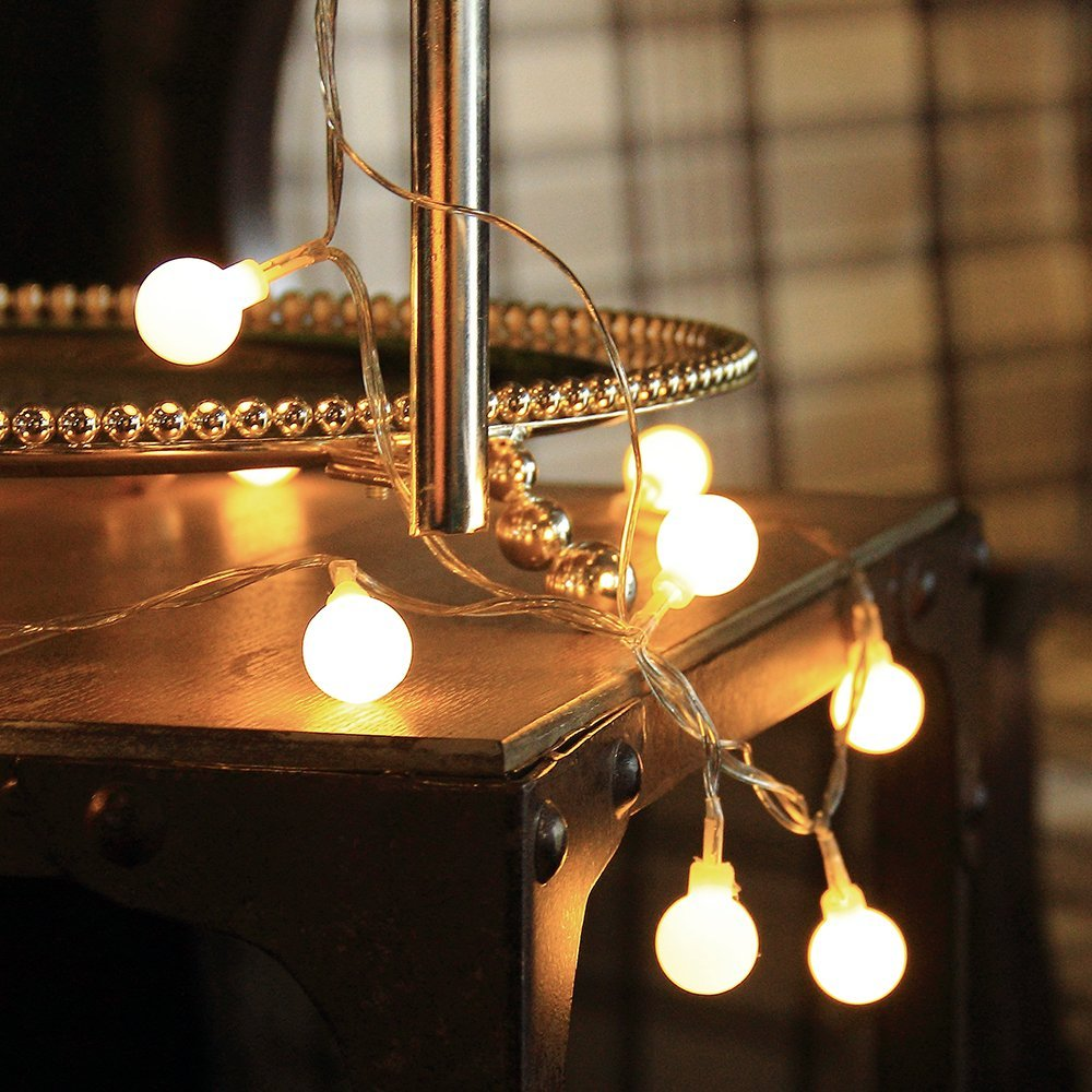 Battery Operated Rope Lighting Inside