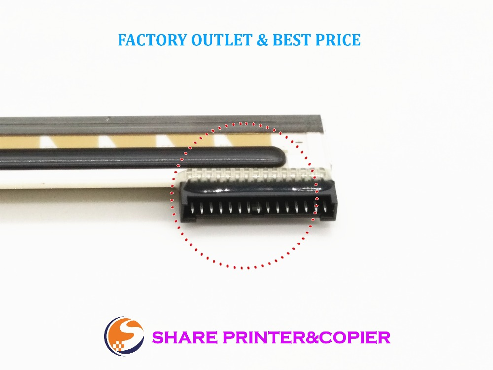 Image 3 - Share original new 1PS Thermal PrintHead Printer Print Head for  Zebra 2844 TLP2844 TLP2844Z R2844Z LP2844 LP2844Z 888TT GK888TPrinter  Parts