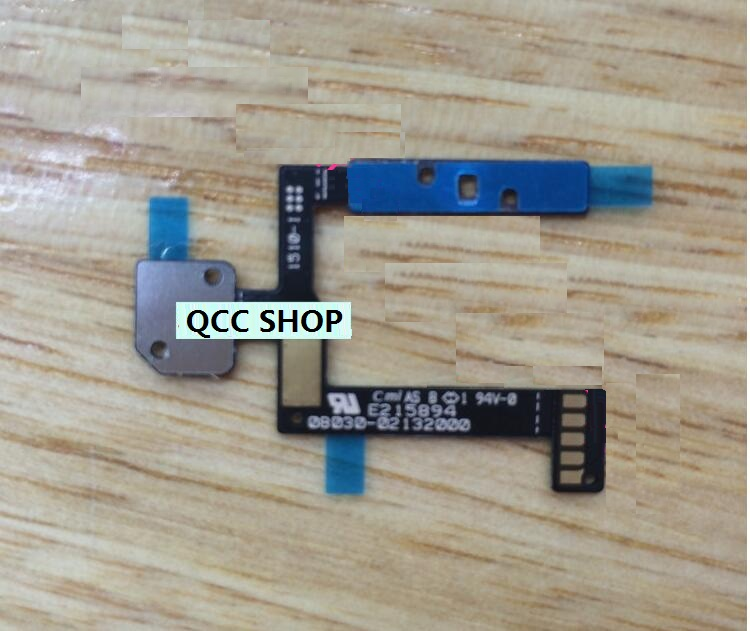 100% New Original volume button Flex cable For Asus zenfone 2 ZE500CL 5.0 Flash ligh flex cable replacement parts in stock
