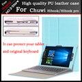 Оригинал Высокого Качества Бизнес Фолио подставки для клавиатуры чехол Для CHUWI HiBook Pro/HiBook/Hi10 Pro 10.1 дюймов Tablet PC