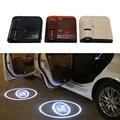 LED Logo Puerta Luz de Advertencia Para El Ford Focus 2 3 1 Fiesta mondeo 4 3 fusión tránsito kuga escapar mustang guardabosques s-max galaxy c-max