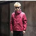New Cooperation Models 3 M Reflective Flag Hoodes Coat Mens Map Jackets mens Map coat brand-clothing hip hop PALACE Jacket