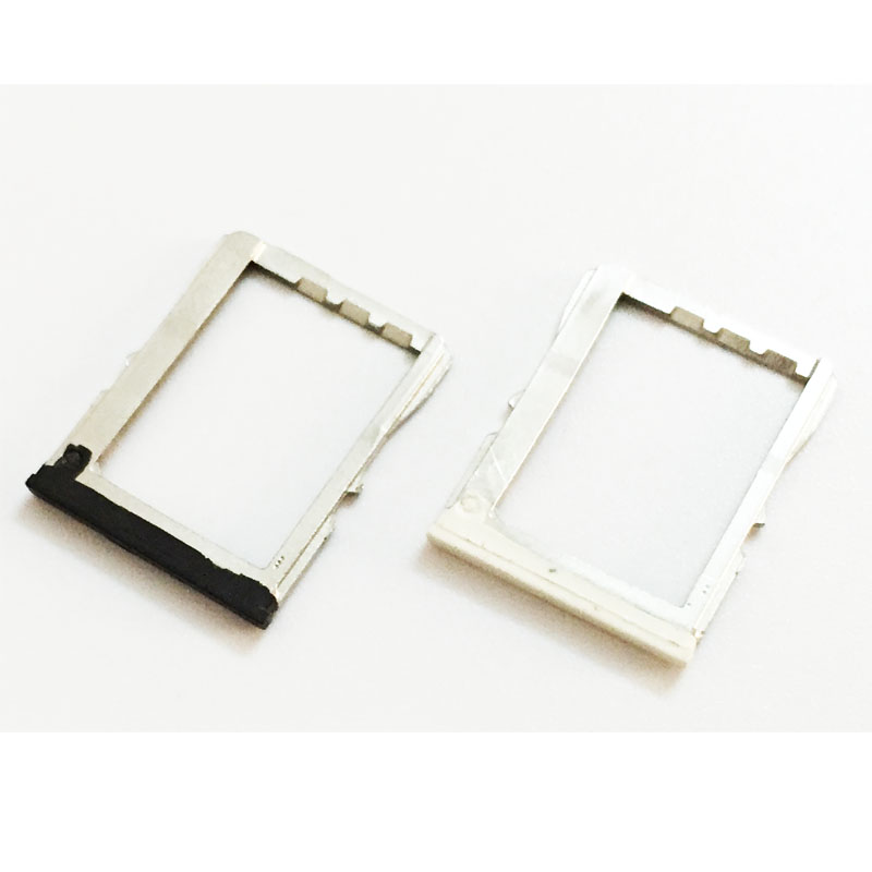 New SIM Card Holder Adapter Slot Tray Socket Reader Replacement For HTC One M7 Black, White