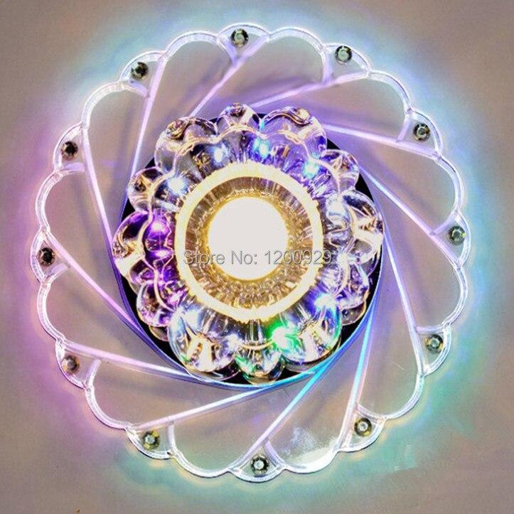 ФОТО Wonderland 2015 New Crystal Acrylic Ceiling Light Elegant Colorful Lustres Luxury Aisle/Living Room Creative Modern Lamp D-21