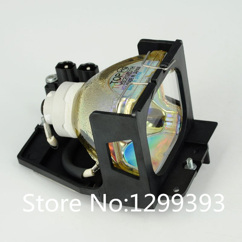TLPL55 for TOSHIBA TLP-250/251/260/261/550/551/560/561/250C/251C/280/281 Compatible Lamp with Housing Free shipping