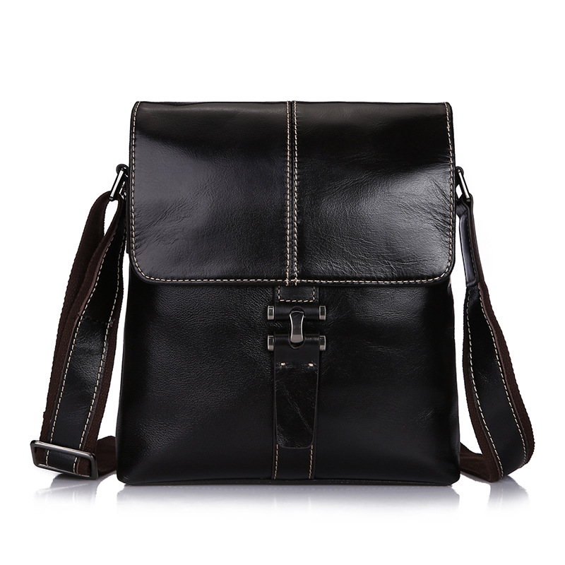 Genuine Leather Bag Men Crossbody Bags Fashion Men'S Messenger Leather Shoulder Bags Handbags Small Travel Male Bag neweekend genuine leather bag men bags shoulder crossbody bags messenger small flap casual handbags male leather bag new 5867