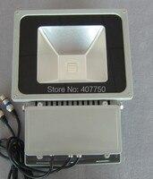 free shipping to Europe high quality IP65 pure white COB 100w led flood light led spotlight 4pcs/Lot used for stadiums