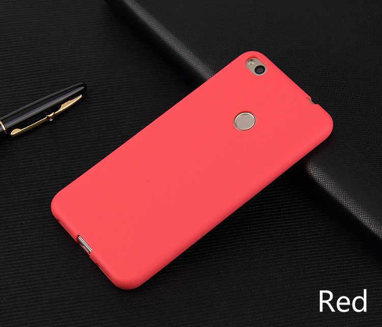 Étui en silicone mat pour Xiaomi redmi 4X coque arrière en TPU ultra mince pour redmi note 4 X étui protecteur pour xiomi redmi note 4