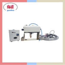 Portable Automatic nameplate sign serial number vin number plate stainless dot peen marking machine 140*40mm 110V 220V