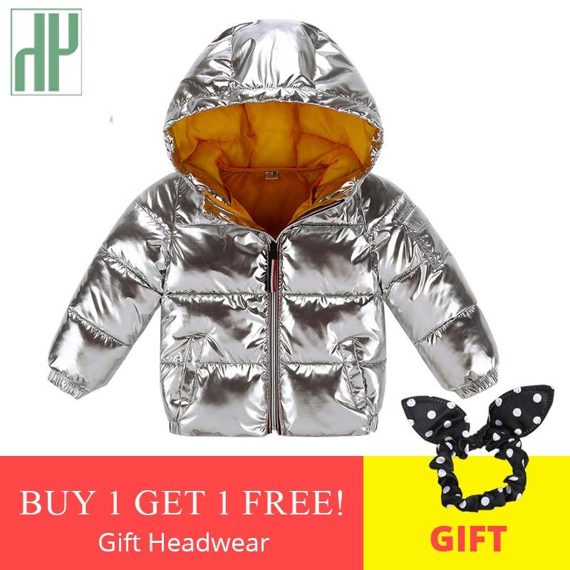 982179d7a26e HH Girls winter jacket Autumn kids down jacket costume toddler boys ...