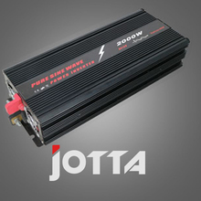 цена на 2000W WATT DC 12V to AC 220V pure sine wave Portable Car Power Inverter Adapater Charger Converter Transformer