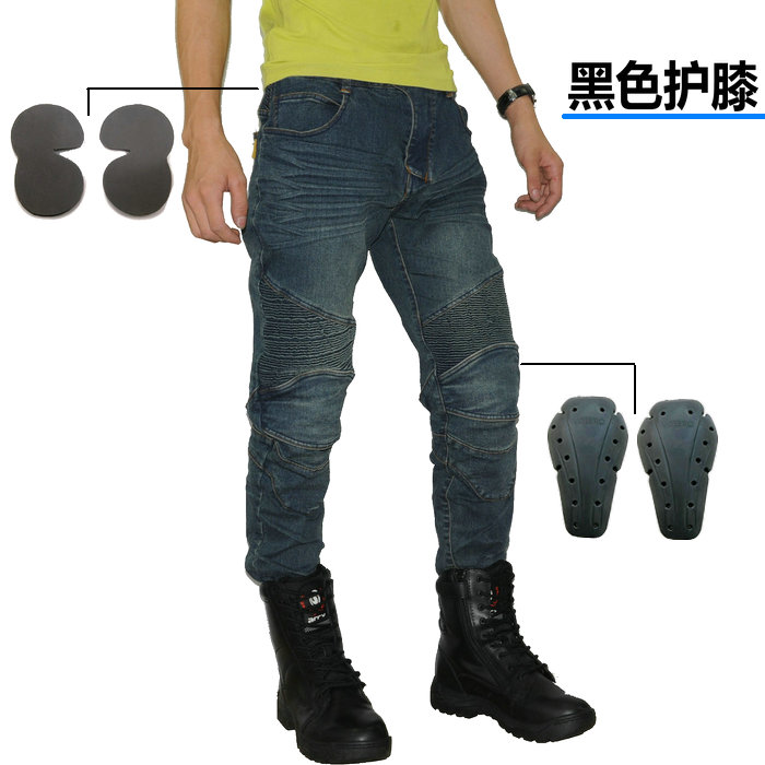 2017 new suits for four seasons motorcycle jeans,  motorcycle waterproof pants, motorcycle pull jeans, four seasons alfani new olive pull on zipper pants 14 $69 5 dbfl