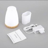 100ML Portable Ultrasonic Diffusers Cool Mist Humidifier Ultrasonic Essential Oil Diffuser Aromatherapy Essential Oil Diffuser