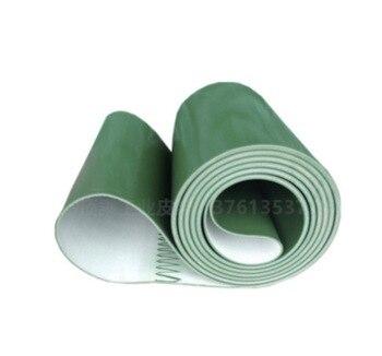 Perimeter:4000  Width:200mm Thickness:3mm Industrial belt Line transmission belt conveyor PVC belt(others size pls contact)