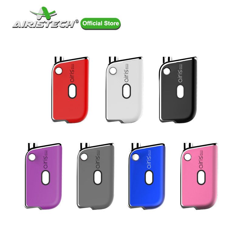 AIRISTECH airis Doo Vape <font><b>Battery</b></font> Vaporizer for CBD Oil Portable Vape Pen Kit for <font><b>510</b></font> Thread Cartridge Electronic Cigarette image