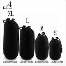 Hot Sale 4 pcs Size XL L M S Camera Neoprene DSLR Lens Soft Pouch Protector Case Bag Waterproof for Canon Nikon Sony PY9 PY2