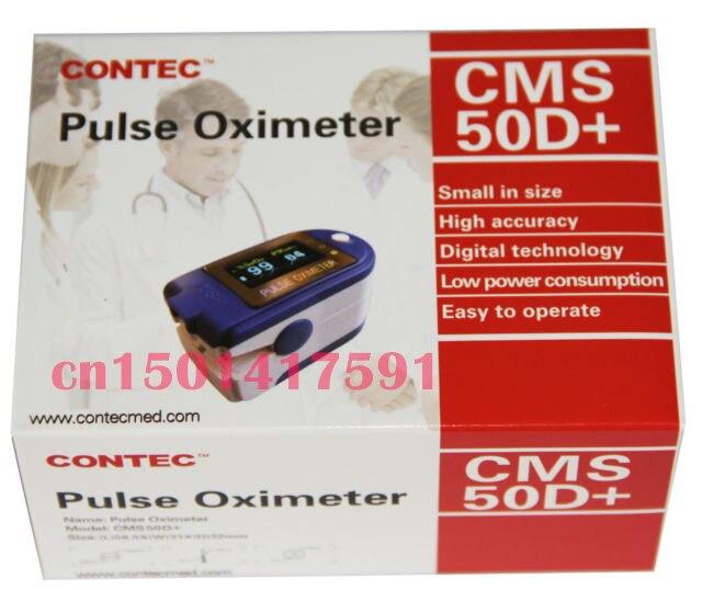 30 pic*Wholesale* CE FDA CMS50D +Pulse Oximeter with USB software,oximetro pulse oximeter spo2 oximetro de dedo saturometro