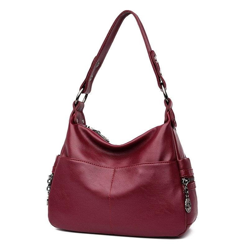 2019 nouveau mode coréenne femmes sac dames épaule diagonale sac grande capacité sac à main gratuit