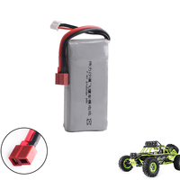 Rc Lipo Battery 2S 7 4V 2700mah 20C Max 30C For Wltoys 12428 12423 1 12