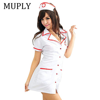 Women Cosplay Maid Uniform Lingerie Sexy Hot Lenceria Erotic Lingerie Sheer Lace Halloween Costume Role Play Erotic Underwear cosplay maid uniform lenceria sexy costumes sexy lingerie hot lace perspective babydoll chemise erotic lingerie for women