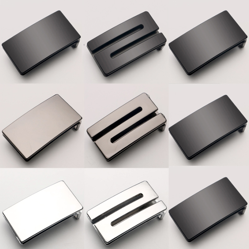 High Quality Belt Buckle Head For Men's Business Alloy Buckle Unique Letter Z Leather Waistband Buckles No Belt Accessories