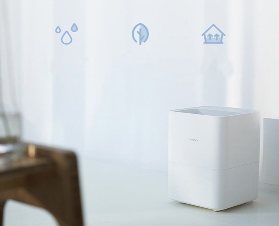 04_Smartmi Humidifier details introduction