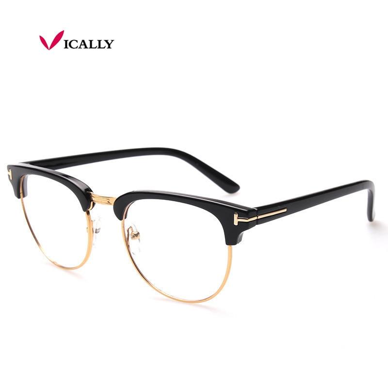 Μεταλλικά μισά πλαίσια Γυαλιά - Αξεσουάρ ένδυσης - Φωτογραφία 2