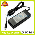 19 В 4.74A 90 Вт ac адаптер питания для Samsung ноутбук зарядное устройство R540J R548 R578 R560 R55 R58 R580H R580J R581 R590 R60 plus R60Y R61